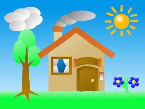 Kartun Rumah-1