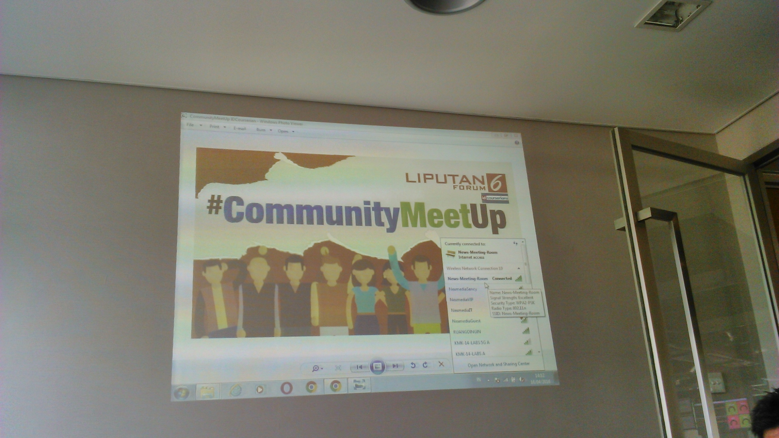 BloggerCrony Meets Up: 'Branding You and Your Blog' Bersama Dya Loretta & Forum Liputan6 SCTV